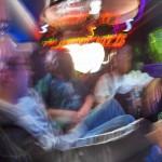 en limousine