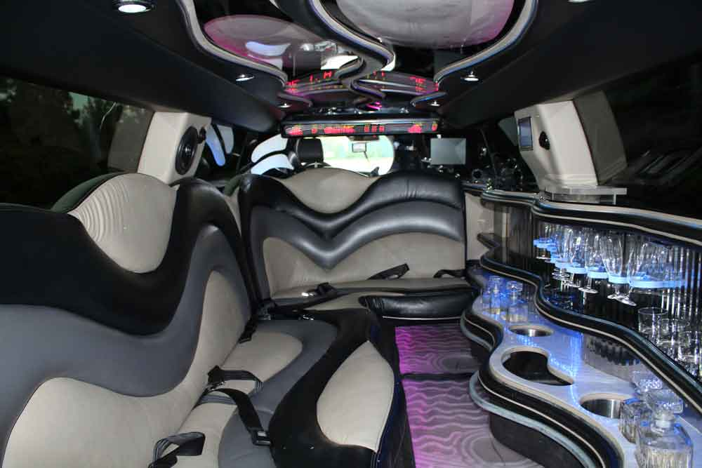 siege banquette limousine interieur