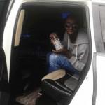 chanteur limousine dans le clip Pôle Emploi du rappeur français Nunsuko