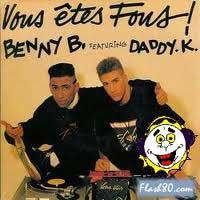 benny b rap rappeur français daddy k