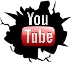 logo youtube craqué lien internet