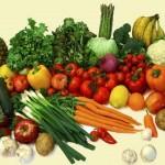 repas sains bio écologie fruits légumes saison