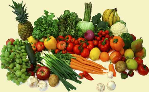 Fruits, légumes de saison