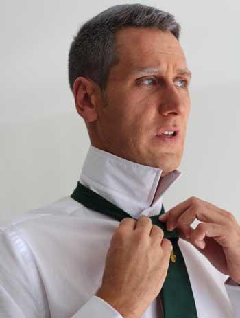 rappeur français clip rap cravate verte mettre comment
