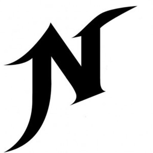 lettrage nunsuko artiste barré logo logotype rap rappeur