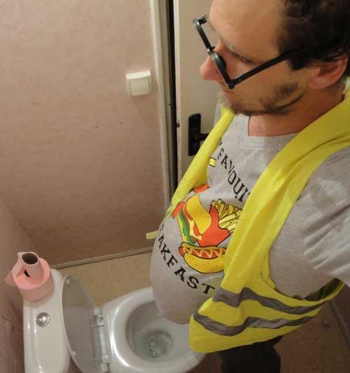 chiotte snapchat urine