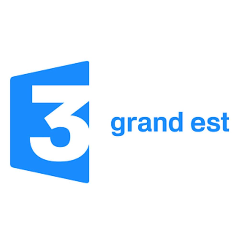 région grand est france3 television logo