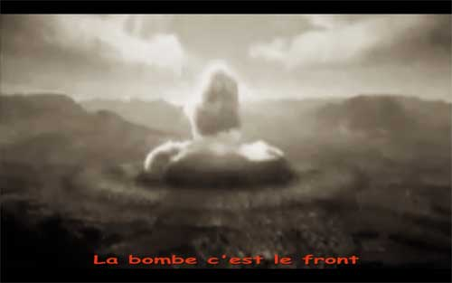 onde choc front nucleaire bombe explosion