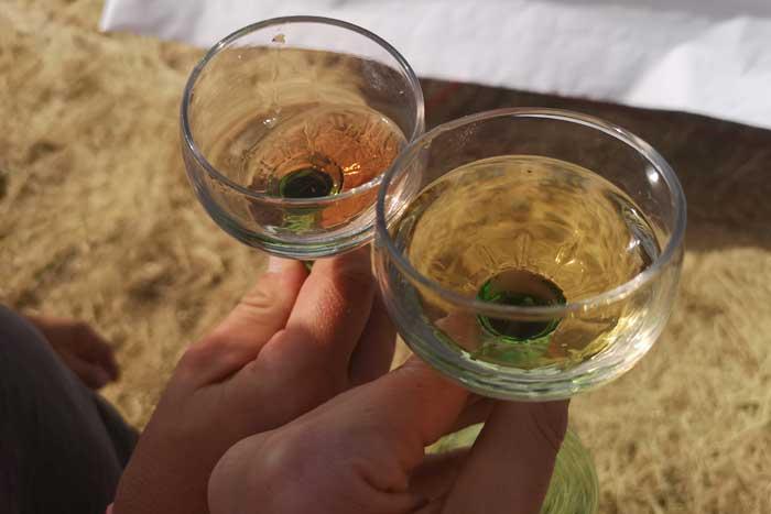que boivent en apéro les Charentais?