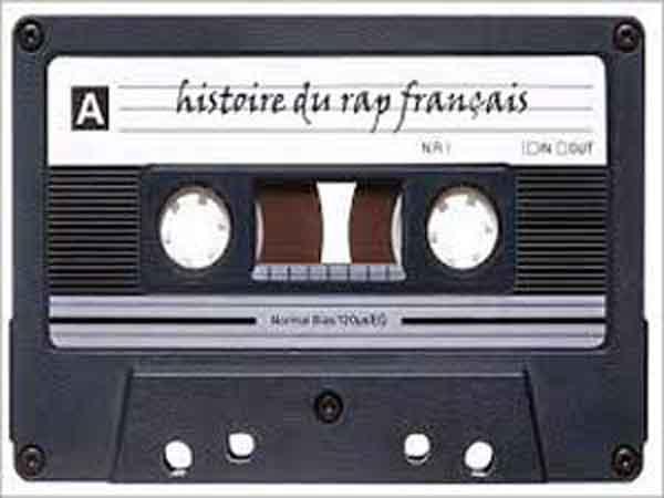 Le récit du rap français