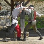 Les combats médiévaux